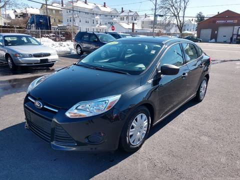 Fall River Ford >> Ford Focus For Sale In Fall River Ma A J Auto Sales