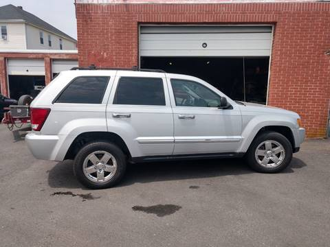 2007 Jeep Grand Cherokee for sale in Fall River, MA