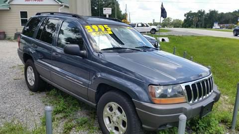 2001 Jeep Grand Cherokee for sale in Orange City, FL