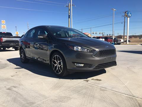 2017 Ford Focus for sale in Okmulgee OK