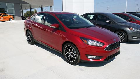 2017 Ford Focus for sale in Okmulgee, OK