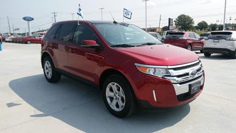 2014 Ford Edge for sale in Okmulgee OK