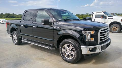 2017 Ford F-150 for sale in Okmulgee OK