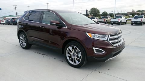 2017 Ford Edge for sale in Okmulgee, OK