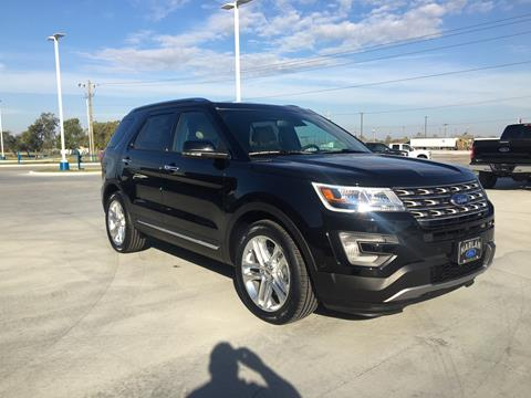 2017 Ford Explorer for sale in Okmulgee, OK