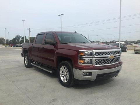 2014 Chevrolet Silverado 1500 for sale in Okmulgee OK