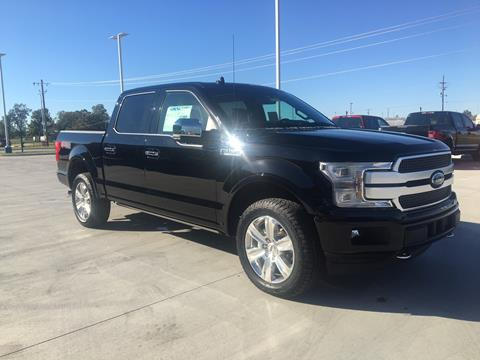2018 Ford F-150 for sale in Okmulgee, OK