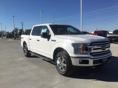 2018 Ford F-150 for sale in Okmulgee OK