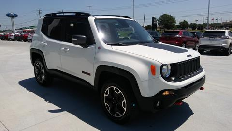 2017 Jeep Renegade for sale in Okmulgee, OK