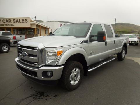 2011 Ford F-250 Super Duty for sale in Lewiston, ID