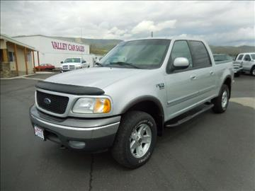 2003 Ford F-150 for sale in Lewiston, ID