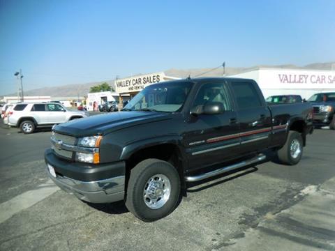 2004 Chevrolet Silverado 2500HD for sale in Lewiston, ID