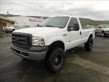 2006 Ford F-250 Super Duty for sale in Lewiston, ID