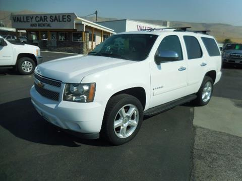 2007 Chevrolet Tahoe for sale in Lewiston, ID