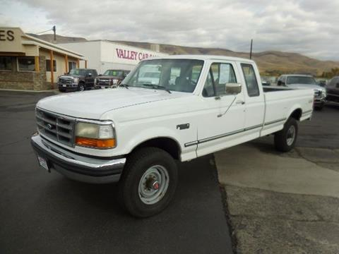 1992 Ford F-250 for sale in Lewiston, ID