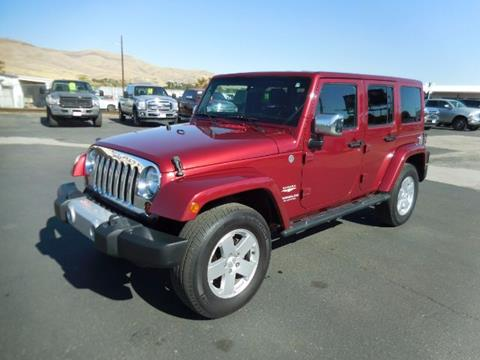 2011 Jeep Wrangler Unlimited for sale in Lewiston, ID