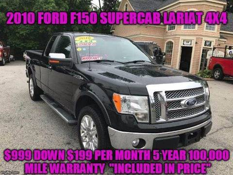 2010 Ford F-150 for sale in Rowley, MA