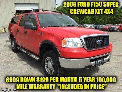 2008 Ford F-150 for sale in Rowley, MA