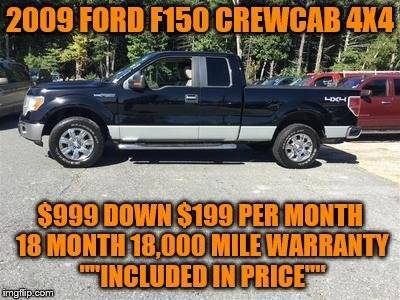 2009 Ford F-150 for sale in Rowley, MA