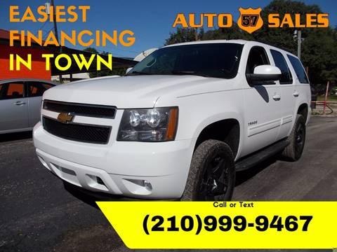 2013 Chevrolet Tahoe for sale in San Antonio, TX