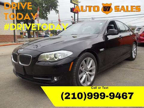 2011 BMW 5 Series for sale in San Antonio, TX