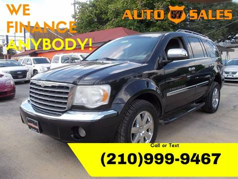2009 Chrysler Aspen for sale in San Antonio, TX