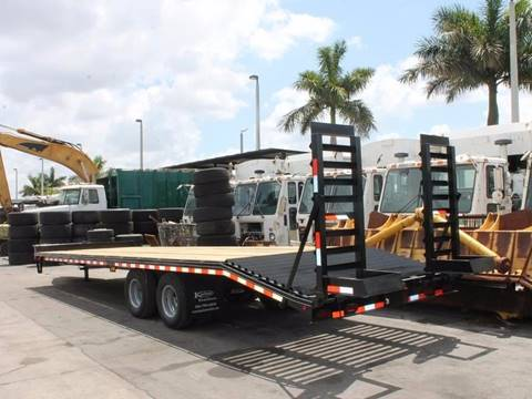 2015 Kaufman HPPDEL for sale in Miami FL