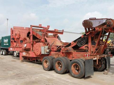 1974 Pioneer 50VE Aggregate Crusher for sale in Miami FL