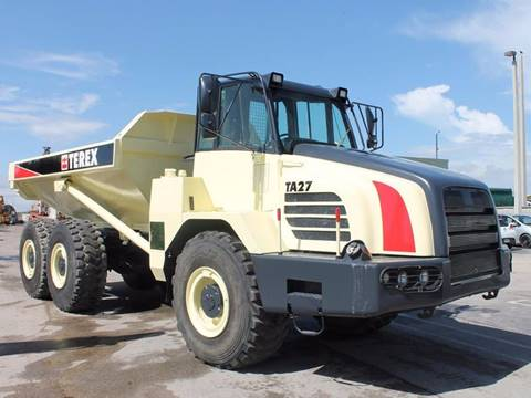 2006 TEREX TA27 for sale in Miami FL