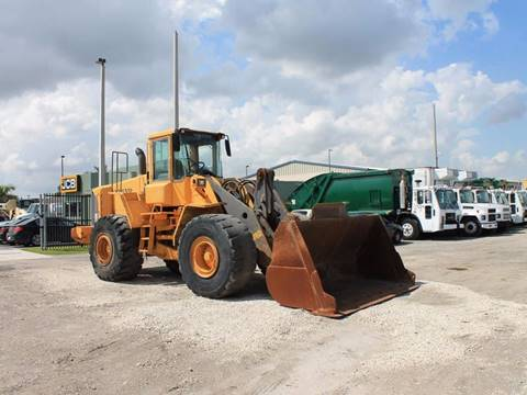 2005 Volvo L150E  for sale in Miami FL