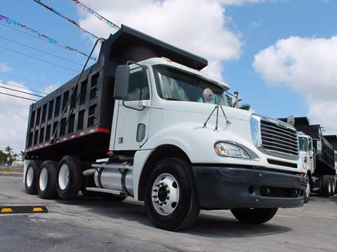 2007 Freightliner CL120  for sale in Miami, FL