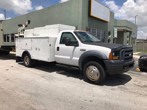 2007 Ford F-450 for sale in Miami FL