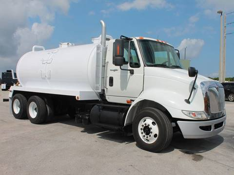 2009 International 8600 Septic Tank Truck for sale in Miami FL