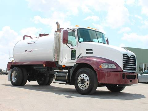 2009 Mack Pinnacle CXU612 Septic Tank for sale in Miami FL