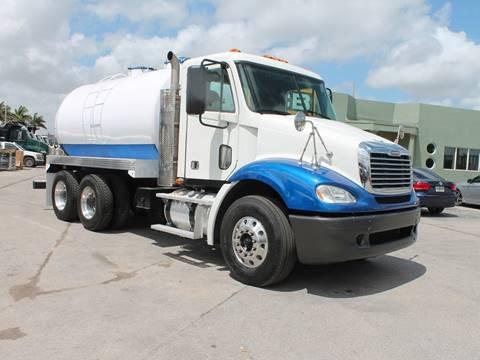 2008 Freightliner Columbia Vacuum Truck for sale in Miami, FL