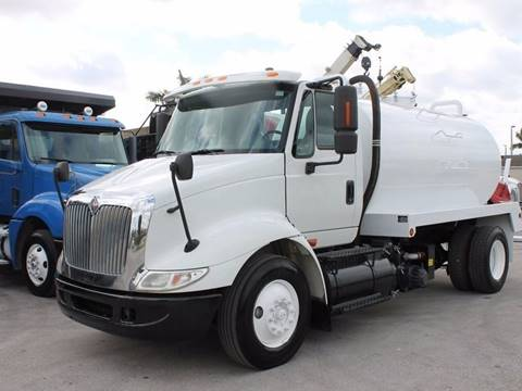 2007 International 8600 Vacuum Truck for sale in Miami FL