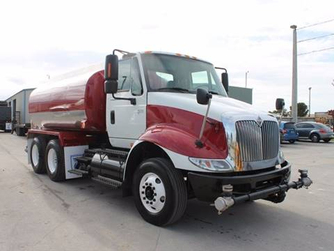2007 International 8600 Water Truck for sale in Miami FL