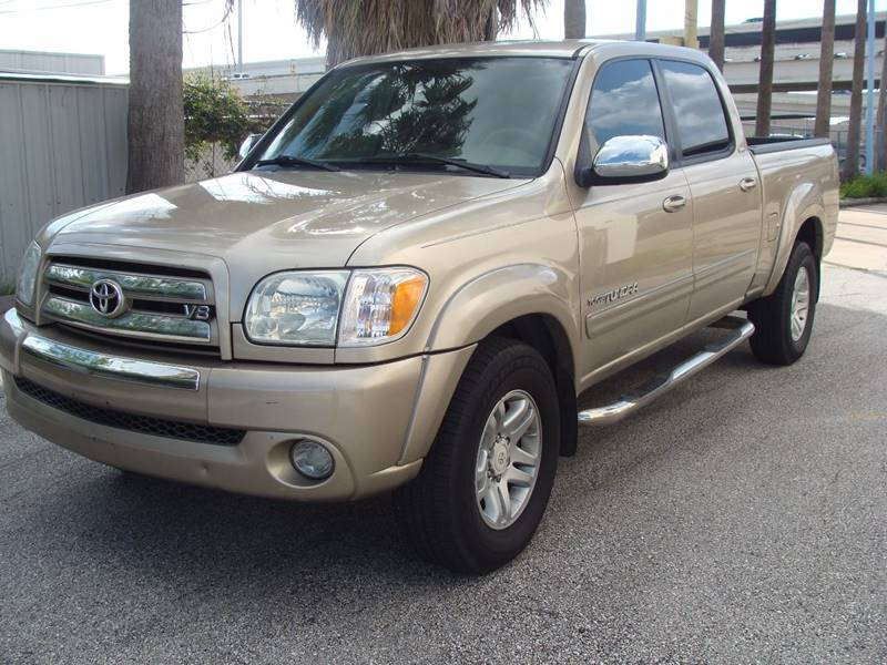 2005 Toyota Tundra For Sale At CarTech TX In Houston TX