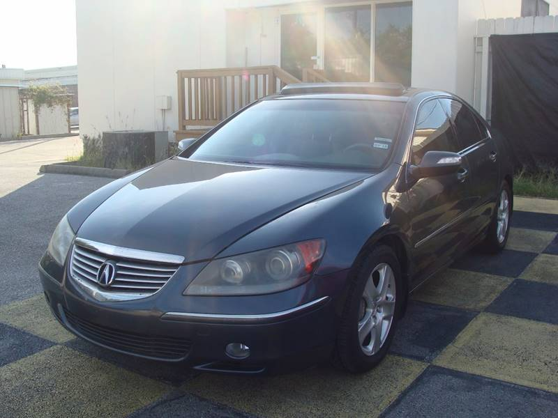 Acura RL SHAWD In Houston TX CarTech TX - Acura rl 2005 for sale
