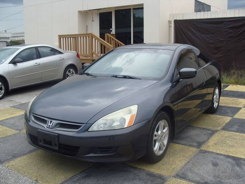 2007 Honda Accord For Sale At CarTech TX In Houston TX