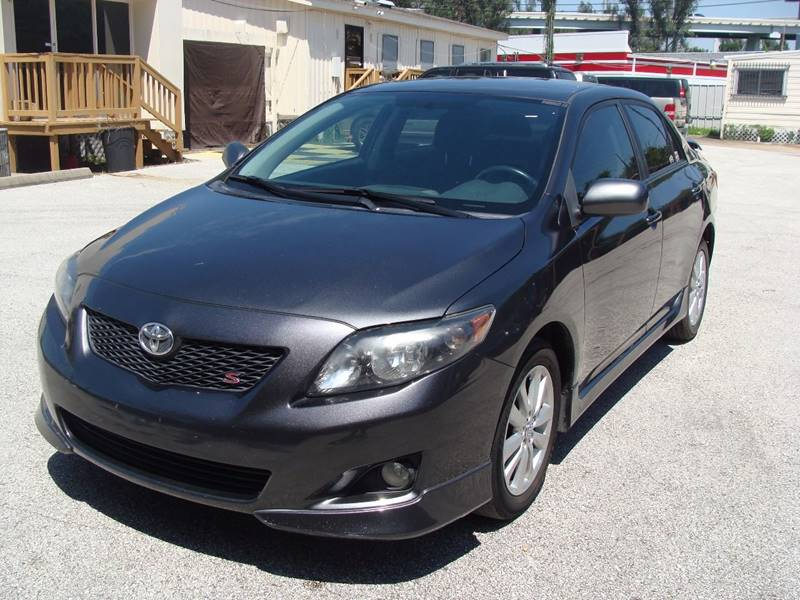 2010 Toyota Corolla For Sale At CarTech TX In Houston TX