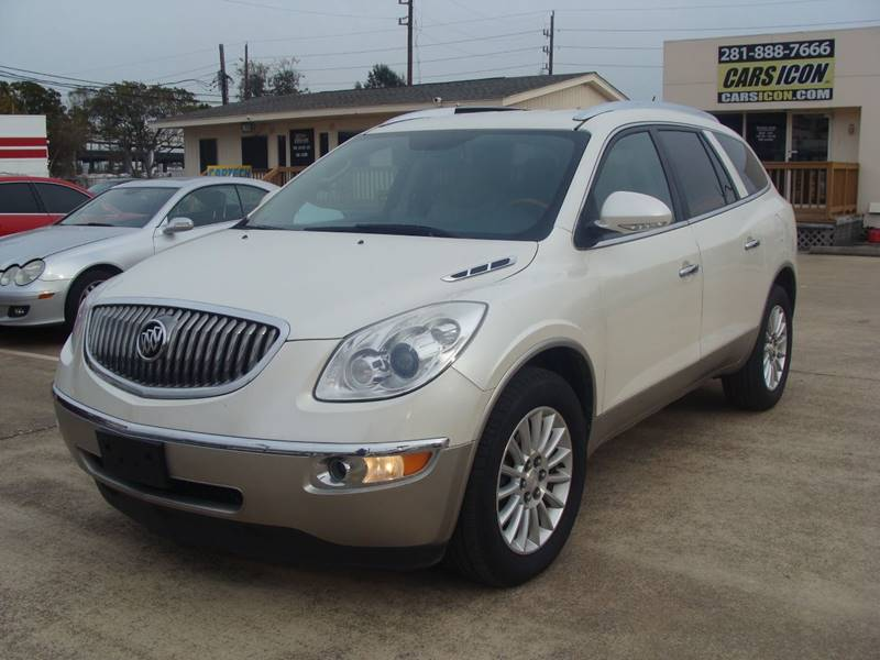owned leather pre for buick suv used oh enclave carey or htm sale in