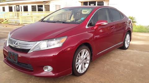 2010 Lexus HS 250h for sale in Houston, TX