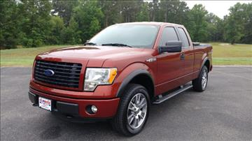 2014 Ford F-150 for sale in Jacksonville, TX