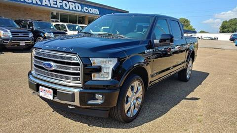 2017 Ford F-150 for sale in Jacksonville TX