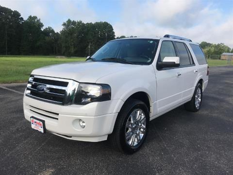 2014 Ford Expedition for sale in Jacksonville TX