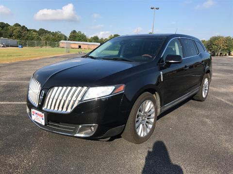 2010 Lincoln MKT for sale in Jacksonville TX