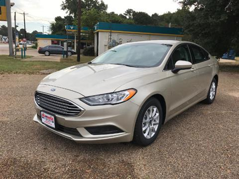 2018 Ford Fusion for sale in Jacksonville TX
