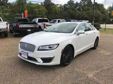 2017 Lincoln MKZ for sale in Jacksonville TX