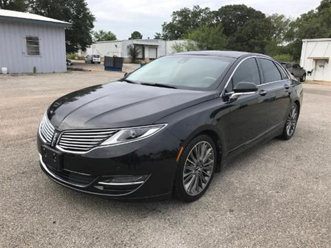 2013 Lincoln MKZ for sale in Jacksonville TX
